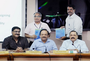 CSIR-NPL and ISRO sign MoU for time and frequency traceability services